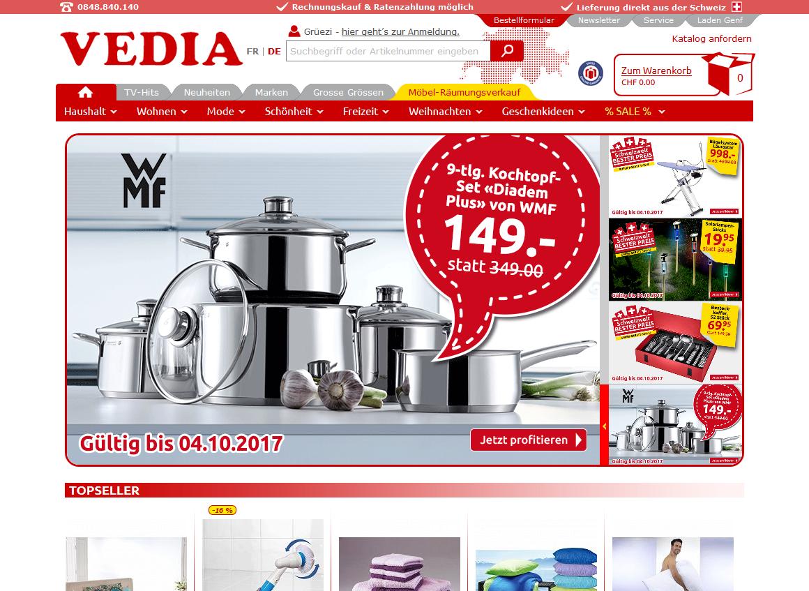online shops die highlights aus die h hle der l wen bei vedia nachrichten von online shops. Black Bedroom Furniture Sets. Home Design Ideas