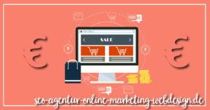 Shoperstellung SEO-optimiert und kostengünstig