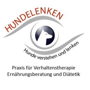 Logo mit Hund