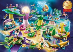 Meerjungfrauen und Meermänner - die neue Playmobil-Welt