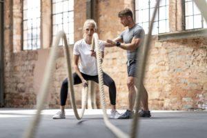 """Steigende Nachfrage nach """"Functional Training"""""""