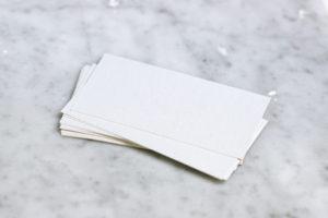 Herausragendes Visitenkarten-Design mit Tipps von Arkadia Verlag GmbH
