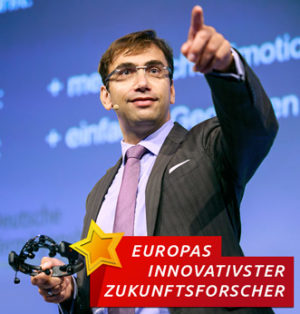 Zukunftsforscher Sven Gabor Janszky