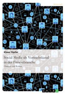 Cover social media als Vertriebskanal in der Fittnessbranche