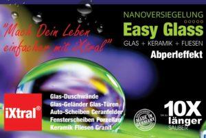 die Nanoversiegelung easy glass