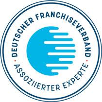 Logo deutscher Franchiseverband