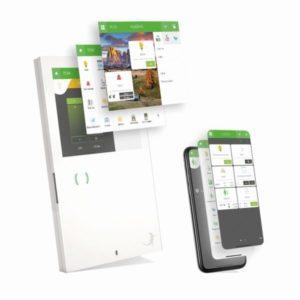 mobile Endgeräte mit Steuerungsapps