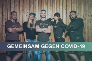 Gemeinsam gegen COVID-19