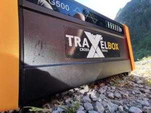 die Travelbox in Großaufnahme