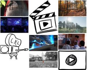 Collage der Filmfreunde