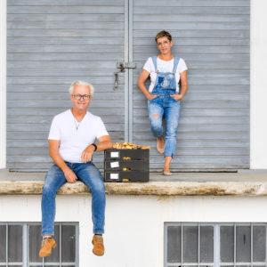 Hilke Opelt und Klaus Wenderoth