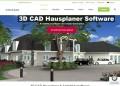 3D CAD Hausplaner Software von VisuCado