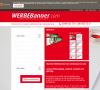 Banner Werbebanner Werbeplane expo-deal