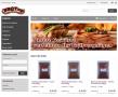 Barbecue Online Shop mit den Themen Barbecue und Grillen
