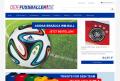 Der Fussballer - Der Fußballshop! | Trikotsätze | Fußballtrikots | Fußbälle | Te