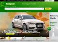 Europcar - Transporter Vermietung