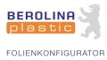 Folienkonfigurator der Berolina Plastic Handels UG