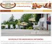 Gartenmöbel - amerikanische Adirondack Chairs