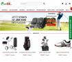 Golfbälle-Schläger-Bags