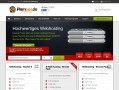 Günstiger Webspace - Plambee Webhosting
