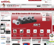 HDTV Sat Receiver, Satellitenschüssel, HDTV Kabelreceiver