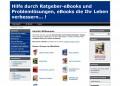 Hilfe durch Ratgeber-eBooks und Problemlösungen, eBooks die Ihr Leben verbessern... !