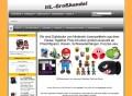 HL-Grosshandel für Spielwaren,Merchandising, Lizenzartikel, Bastelbedarf,Trendartikel, Fanartikel, Geschenkartikel,