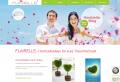 Hochzeitsdeko Gastgeschenke für Taufe Kommunion Geburtstag Ballons