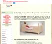 Kinderbett direkt vom Hersteller