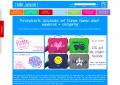 Kindergartentasche mit Namen - Onlineshop
