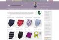 Krawatte beim Krawatten Online Shop