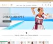 Krüger Dirndl Shop - handgefertigte Trachten- und Landhausmode
