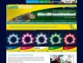 Leuchthalsband LumiVision - das wiederaufladbare LED-Leuchthalsband für Hunde -