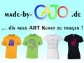 made by CAJO | Online-Shop | kreativ bedruckte Shirts und mehr für Damen und Herren