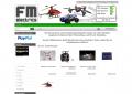 Modellheli -Modellbau und Showlasersystemen