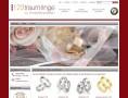 Online Shop - 123traumringe  - Eleganz & Stil