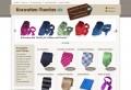 Online-Shop für Krawatten und Tücher