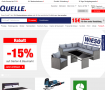 Online Shop QUELLE Versand