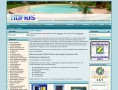 Online-Shop zuhause-schwimmen - Styroporbecken Stahlwandbecken Poolüberdachung