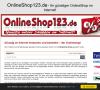 Onlineshop im Internet