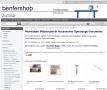 Onlineshop und Tischlerei