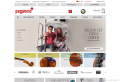 paganino.de - Handel mit Musikinstrumenten