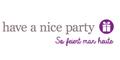 Partydekoration für Kindergeburtstag und Mottopartys