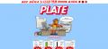 Plate Bürobedarf