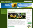 Rasenmähertraktor green energy