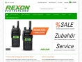 Rexon-Shop - Professionelle Funkgeräte