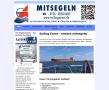 Sailing Event - Mitsegeln auf der Ostsee und Rund Rügen bei einem Segelevent,