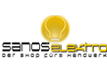 sanos-elektro Onlineshop für Elektromaterial und Elektrikerbedarf