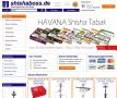 Shisha Shop von Shishaboss mit den besten Wasserpfeifen online
