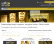 SilviOr - Silbermünzen kaufen, Goldbarren, Gold kaufen, Krügerrand, Go
